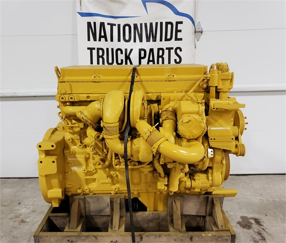 USED 2004 CATERPILLAR C13 ACERT COMPLETE ENGINE TRUCK PARTS #1807