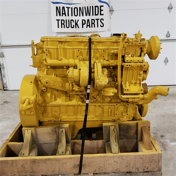 USED 2006 CATERPILLAR C7 COMPLETE ENGINE TRUCK PARTS #1814