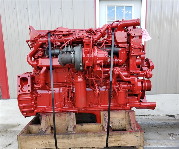 USED 2013 CUMMINS ISX15 COMPLETE ENGINE TRUCK PARTS #1819
