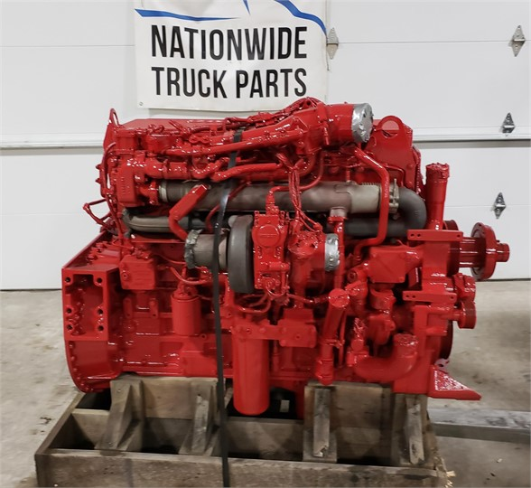 USED 2009 CUMMINS ISM COMPLETE ENGINE TRUCK PARTS #1822