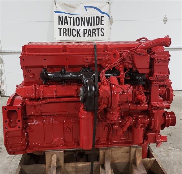 USED 2005 CUMMINS ISX COMPLETE ENGINE TRUCK PARTS #1825