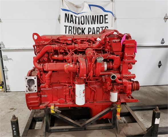 NEW 2018 CUMMINS ISX15 COMPLETE ENGINE TRUCK PARTS #1827