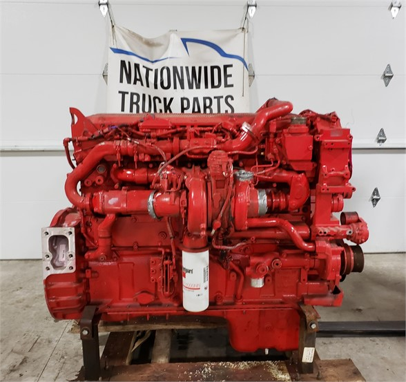 USED 2015 CUMMINS ISX15 COMPLETE ENGINE TRUCK PARTS #1829