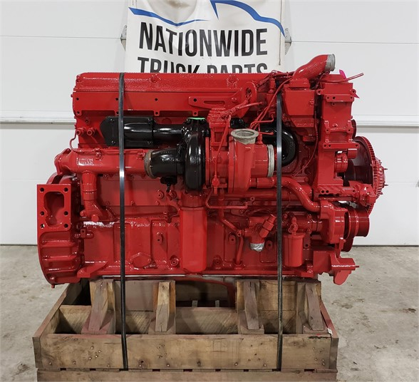 USED 2008 CUMMINS ISX COMPLETE ENGINE TRUCK PARTS #1830