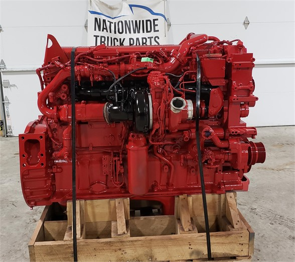 USED 2013 CUMMINS ISX15 COMPLETE ENGINE TRUCK PARTS #1831