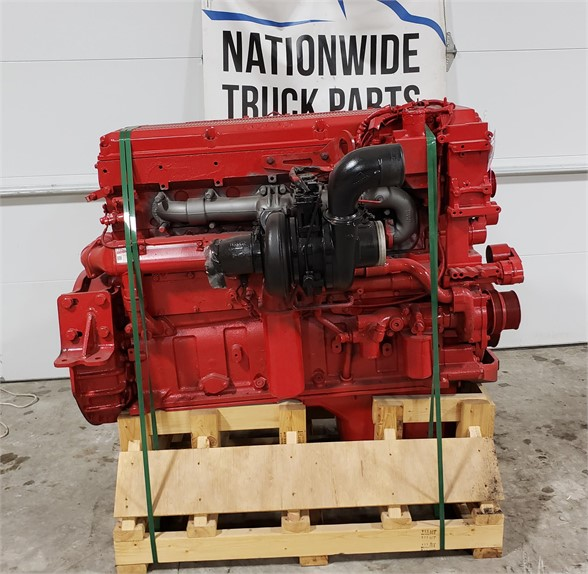 USED 2008 CUMMINS ISX COMPLETE ENGINE TRUCK PARTS #1833
