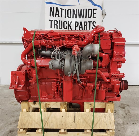 USED 2013 CUMMINS ISX15 COMPLETE ENGINE TRUCK PARTS #1834