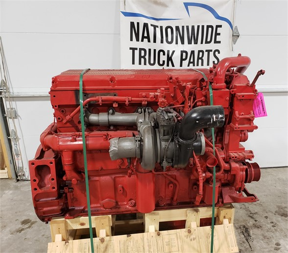 USED 2008 CUMMINS ISX COMPLETE ENGINE TRUCK PARTS #1835