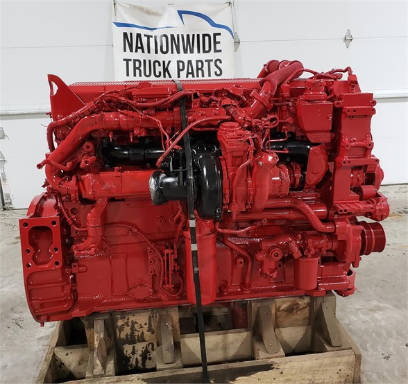 USED 2010 CUMMINS ISX COMPLETE ENGINE TRUCK PARTS #1836