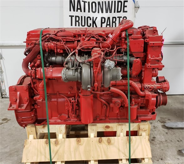 USED 2011 CUMMINS ISX15 COMPLETE ENGINE TRUCK PARTS #1837