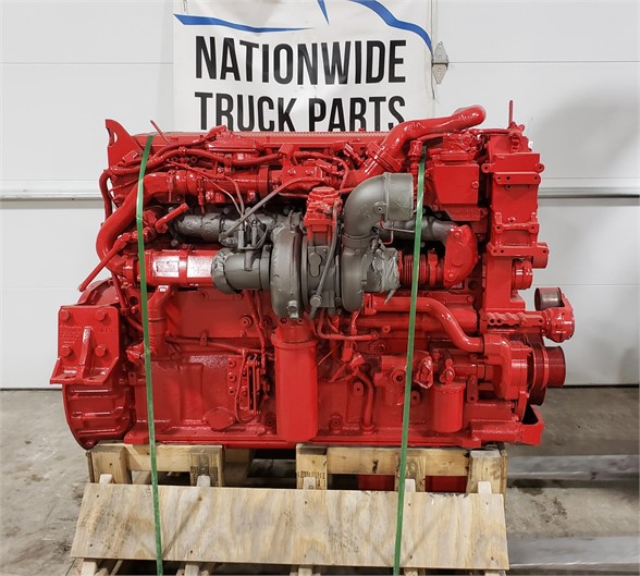 USED 2010 CUMMINS ISX15 COMPLETE ENGINE TRUCK PARTS #1838