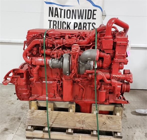 USED 2013 CUMMINS ISX15 COMPLETE ENGINE TRUCK PARTS #1839