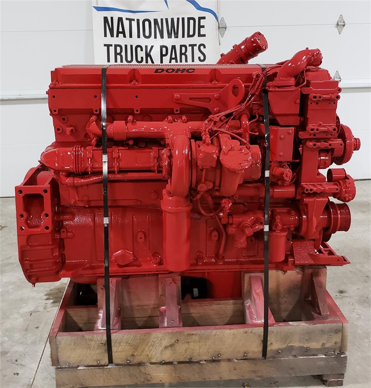 USED 2004 CUMMINS ISX COMPLETE ENGINE TRUCK PARTS #1842