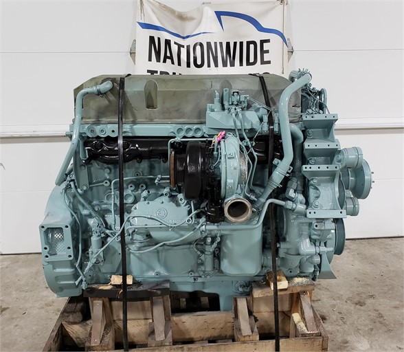 USED 2005 DETROIT 14.0L COMPLETE ENGINE TRUCK PARTS #1851