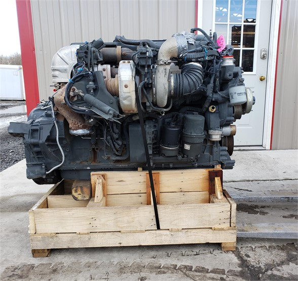 2012 PACCAR MX-13 Complete Engine #1