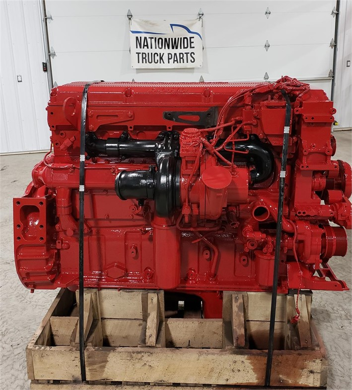 USED 2008 CUMMINS ISX COMPLETE ENGINE TRUCK PARTS #1865
