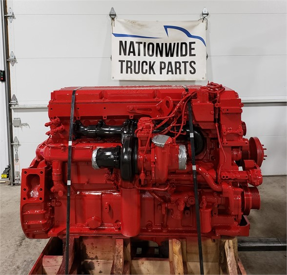 USED 2008 CUMMINS ISX COMPLETE ENGINE TRUCK PARTS #1866