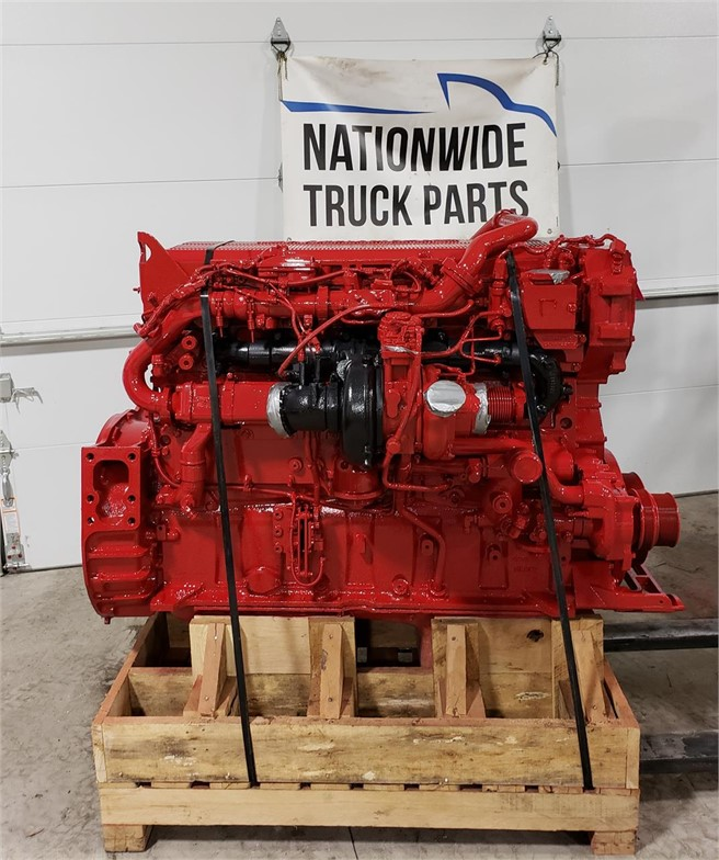 USED 2013 CUMMINS ISX15 COMPLETE ENGINE TRUCK PARTS #1867