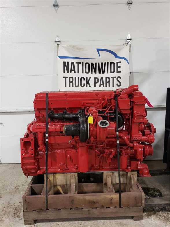 USED 2009 CUMMINS ISX COMPLETE ENGINE TRUCK PARTS #1869