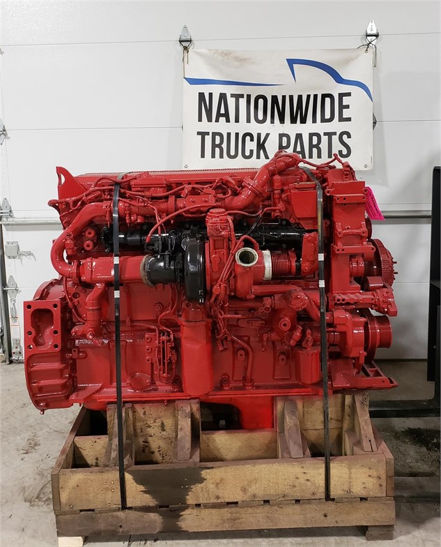 USED 2013 CUMMINS ISX15 COMPLETE ENGINE TRUCK PARTS #1870