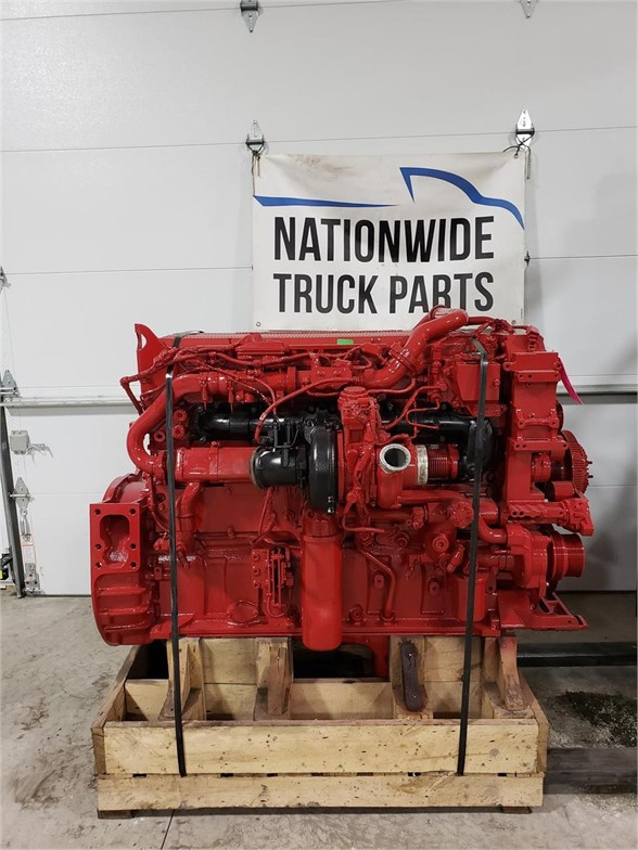 USED 2013 CUMMINS ISX15 COMPLETE ENGINE TRUCK PARTS #1871