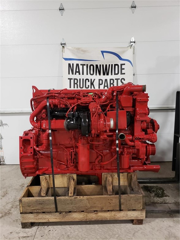 USED 2012 CUMMINS ISX15 COMPLETE ENGINE TRUCK PARTS #1872