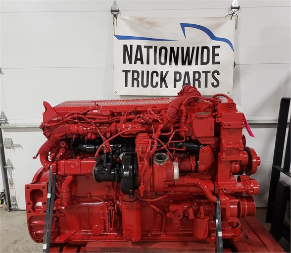 USED 2011 CUMMINS ISX15 COMPLETE ENGINE TRUCK PARTS #1875