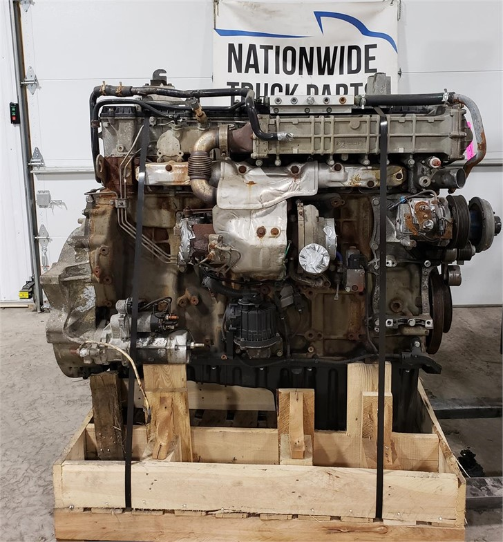 USED 2014 DETROIT DD13 COMPLETE ENGINE TRUCK PARTS #1912