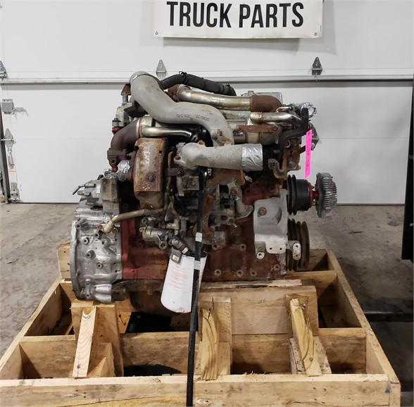 USED 2008 HINO J05D-TF COMPLETE ENGINE TRUCK PARTS #1915