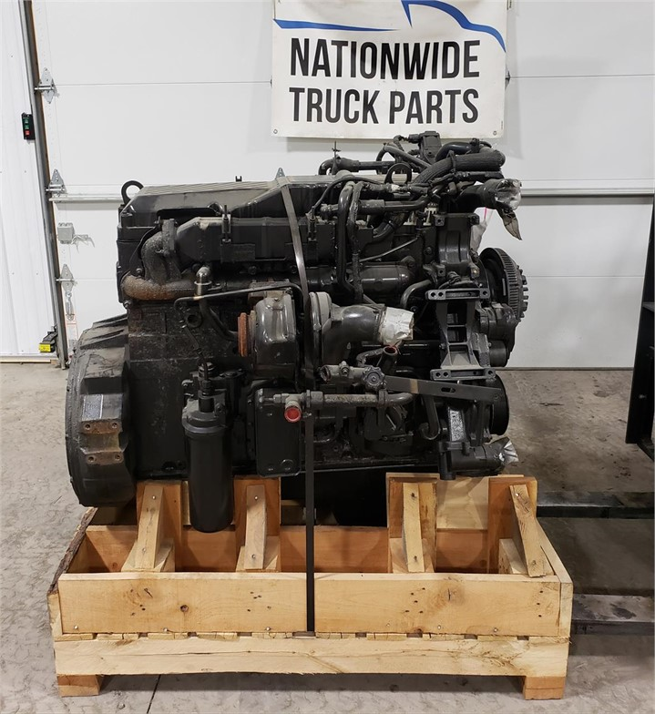 USED 2007 INTERNATIONAL MAXXFORCE DT COMPLETE ENGINE TRUCK PARTS #1917