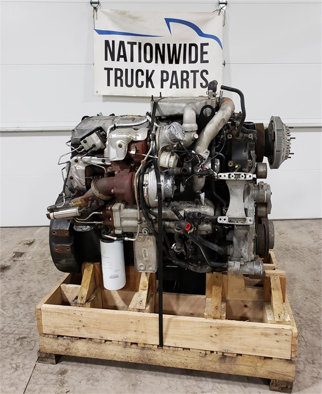 USED 2011 INTERNATIONAL MAXXFORCE DT COMPLETE ENGINE TRUCK PARTS #1918