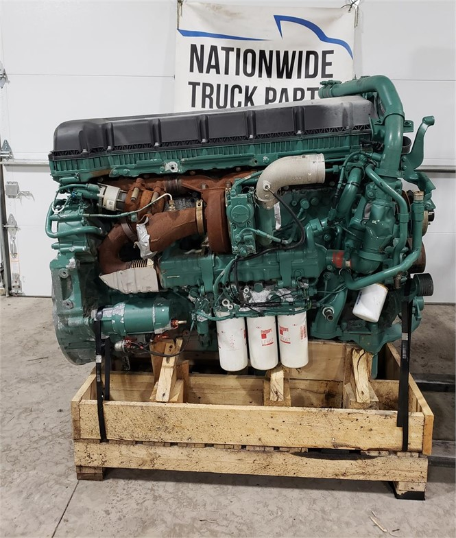 2015 VOLVO D13 Complete Engine #1
