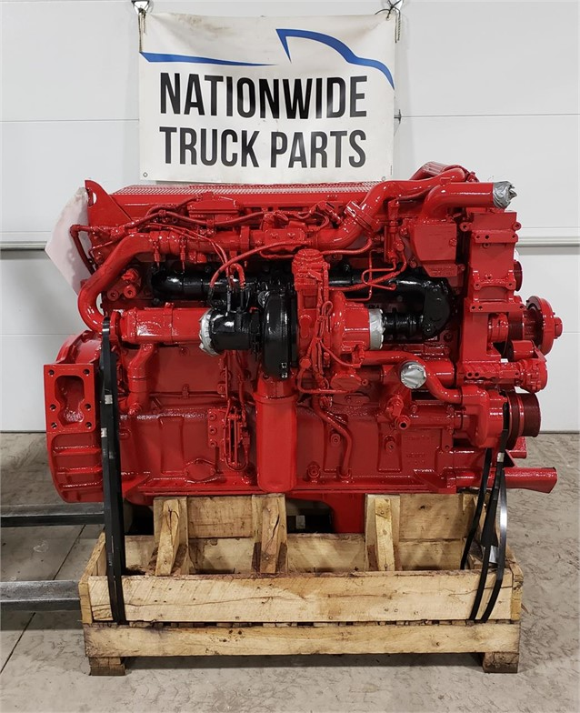 USED 2016 CUMMINS ISX15 COMPLETE ENGINE TRUCK PARTS #1933
