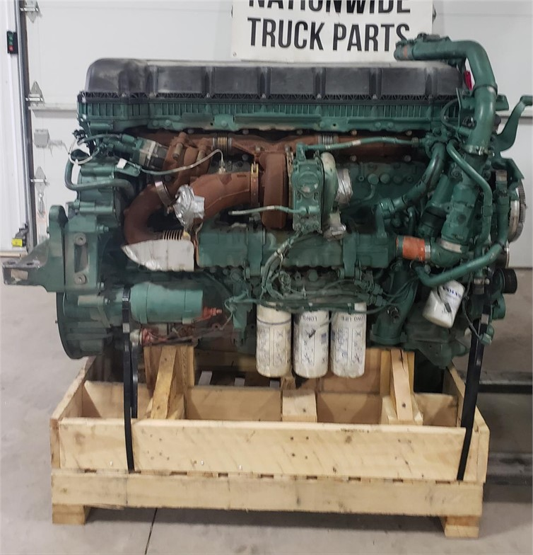 USED 2017 VOLVO D13 COMPLETE ENGINE TRUCK PARTS #1942