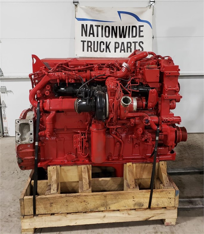 USED 2013 CUMMINS ISX15 COMPLETE ENGINE TRUCK PARTS #1945