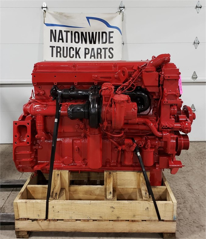 USED 2008 CUMMINS ISX COMPLETE ENGINE TRUCK PARTS #1946
