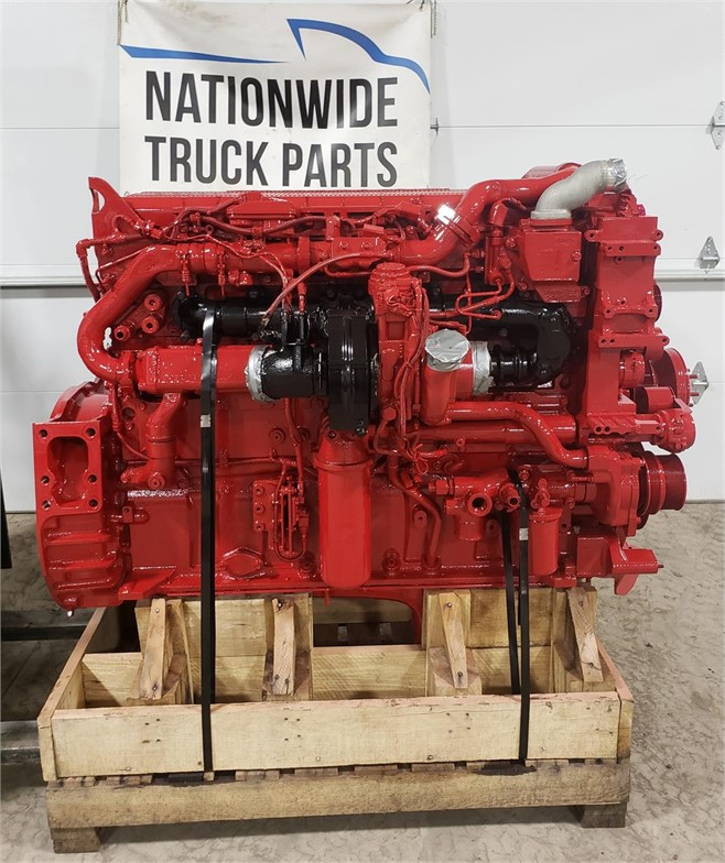 USED 2015 CUMMINS ISX15 COMPLETE ENGINE TRUCK PARTS #1949