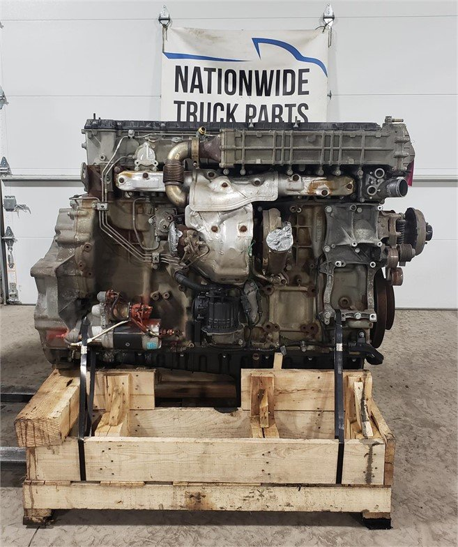 USED 2016 DETROIT DD13 COMPLETE ENGINE TRUCK PARTS #1955