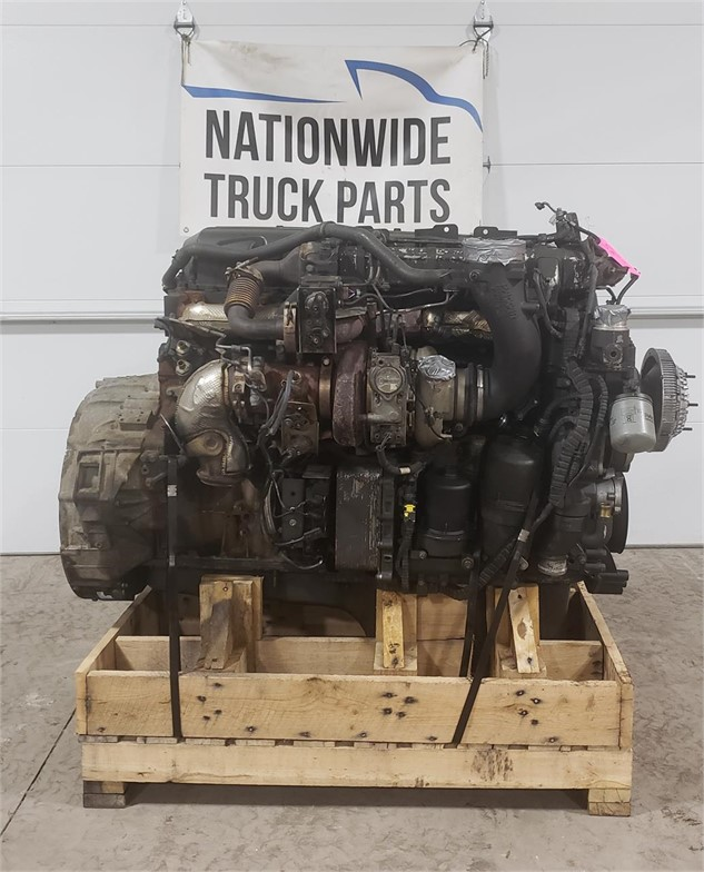 2014 PACCAR MX-13 Complete Engine #1