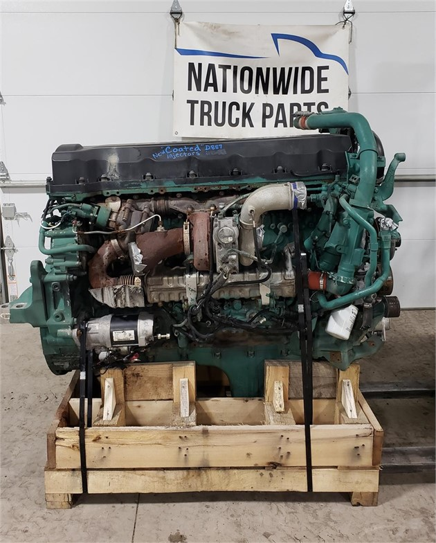 USED 2012 VOLVO D13 COMPLETE ENGINE TRUCK PARTS #1964