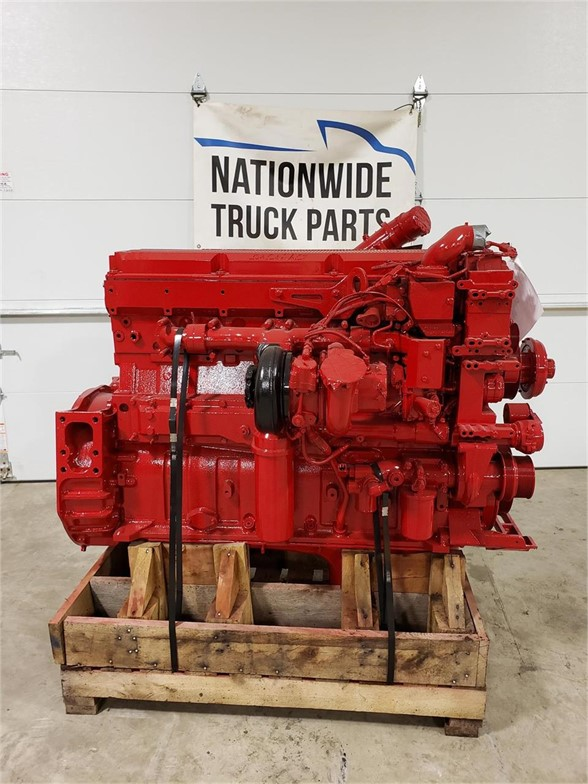 USED 2005 CUMMINS ISX COMPLETE ENGINE TRUCK PARTS #1982