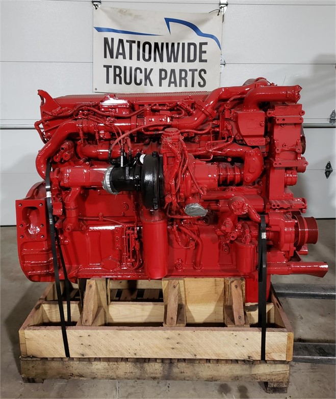 USED 2015 CUMMINS ISX15 COMPLETE ENGINE TRUCK PARTS #1983