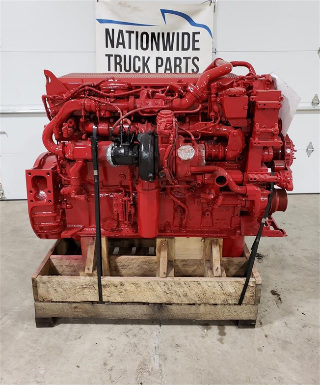 USED 2016 CUMMINS ISX15 COMPLETE ENGINE TRUCK PARTS #1986