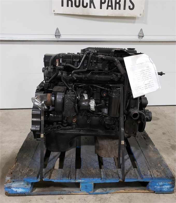 USED 2009 CUMMINS ISB COMPLETE ENGINE TRUCK PARTS #1988