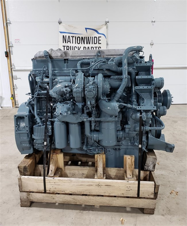 USED 2009 DETROIT SERIES 60 14.0 DDEC VI COMPLETE ENGINE TRUCK ENGINE #1991