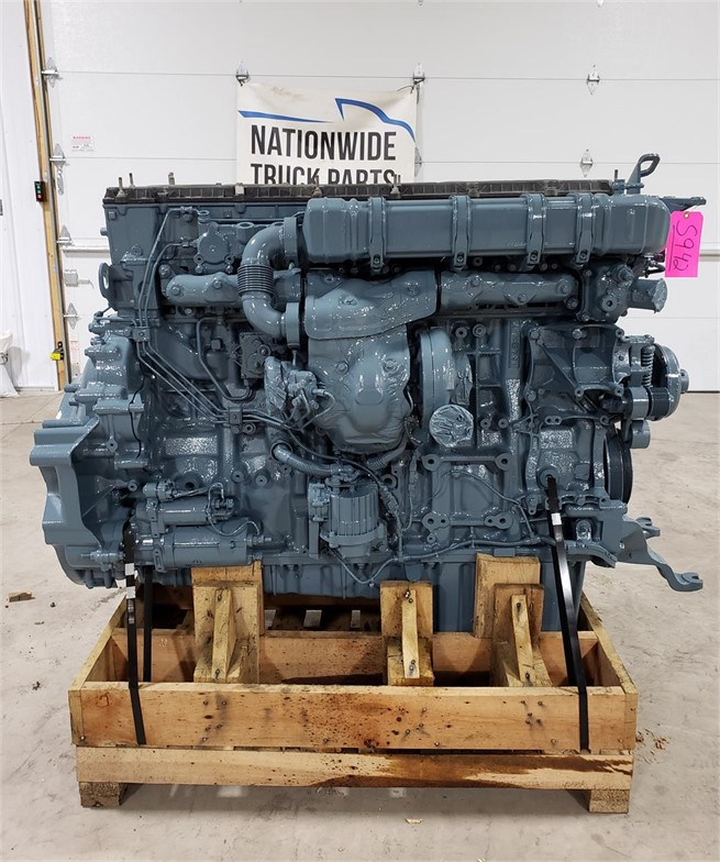 USED 2017 DETROIT DD15 COMPLETE ENGINE TRUCK PARTS #1992