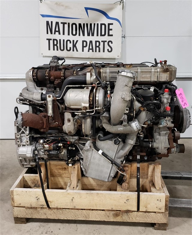 USED 2015 INTERNATIONAL N13 COMPLETE ENGINE TRUCK PARTS #1996