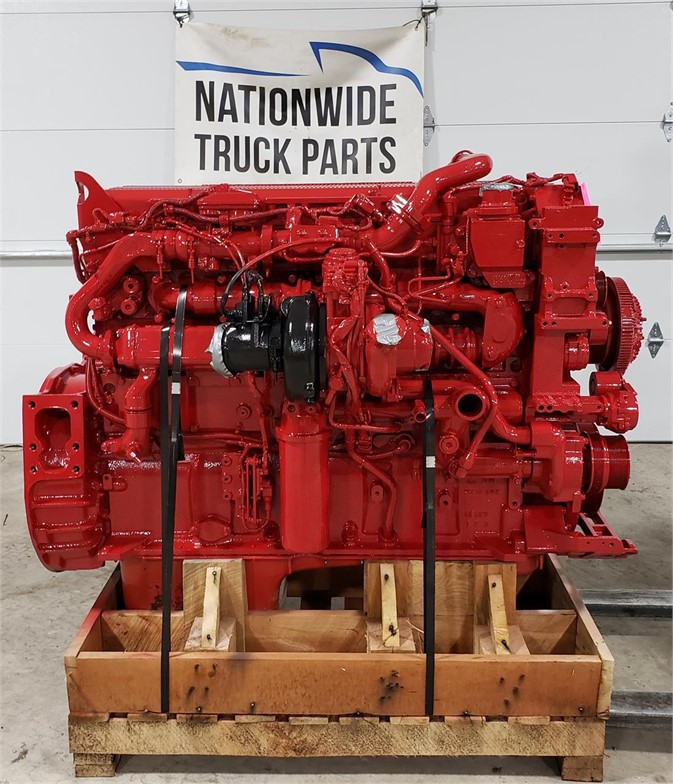 USED 2016 CUMMINS ISX15 COMPLETE ENGINE TRUCK PARTS #2010