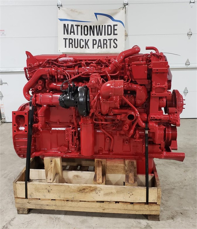 USED 2015 CUMMINS ISX15 COMPLETE ENGINE TRUCK PARTS #2011