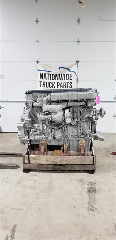 USED 2015 DETROIT DD15 COMPLETE ENGINE TRUCK PARTS #2017